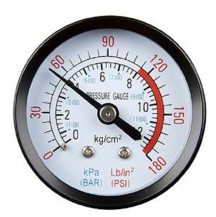 Water pressure pump & Ideal domestic water pressure?